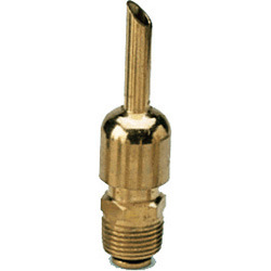 "3/8"" ONE PIECE FOIL PUSH VALVE"