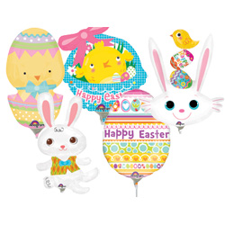 EASTER MINI SHP ASST (25)