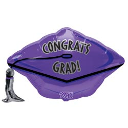 18A JR SHP CONGR GRAD PURPLE