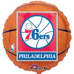 18A NBA PHILADELPHIA 76ERS