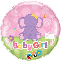 18P BABY GIRL ELEPHANT