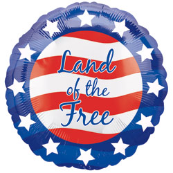 18A PATRIOT LAND OF THE FREE