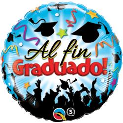 18P AL FIN GRADUADO! CAPS