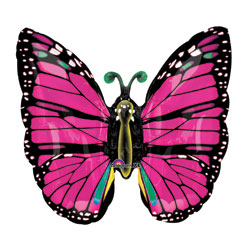 25A PHOTO BUTTERFLY PINK