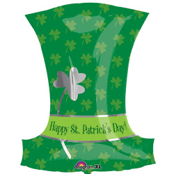 18A ST PATTY'S TOP HAT (FL)