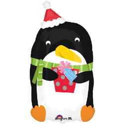 18A HOLIDAY PENGUIN (FL)