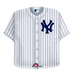 24A MLB NY YANKEES JERSEY