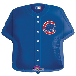 24A MLB CHIC CUBS JERSEY XL (F