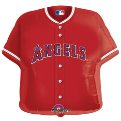 24A ANAHEIM ANGELS JERSEY XL
