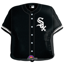 24A MLB WHITE SOX JERSEY XL