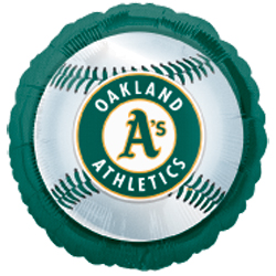 18A MLB OAKLAND A'S