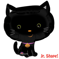 18A JR SHP HALLOWEEN KITTY (FL