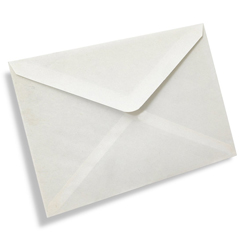 ENCL CARD-ENVELOPE WHITE (500