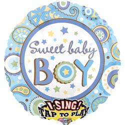 28A SAT SWEET BABY BOY