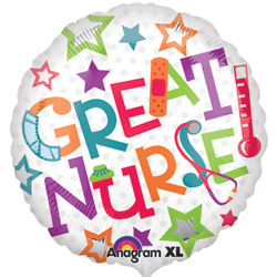18A GREAT NURSE