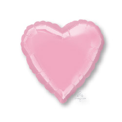 Irides Prl Pink Decor Heart