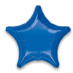 Dark Blue Decorator Star