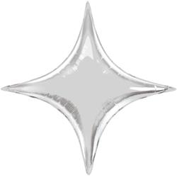 20P STARPOINT SILVER