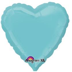 18A HEART ROBINS EGG