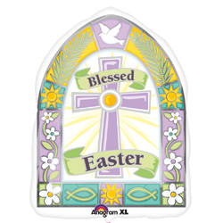 18A JR SHP BLESSED EASTER (FL)