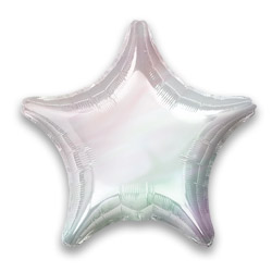Iridescent Jumbo Star