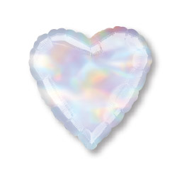 Iridescent Heart