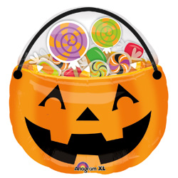 23A HALLOWEEN TREAT PAIL