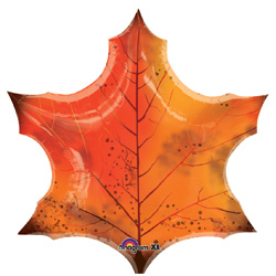 25A ORANGE MAPLE LEAF