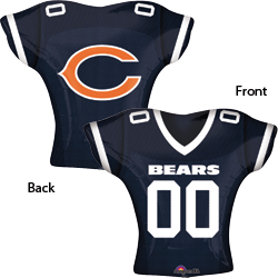 24A CHICAGO BEARS JERSEY