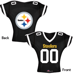 24A PITTSBURG STEELERS JERSEY