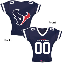 24A HOUSTON TEXANS JERSEY