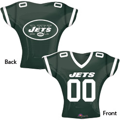 24A NEW YORK JETS JERSEY