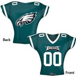 24A PHILADELPHIA EAGLES JERSEY
