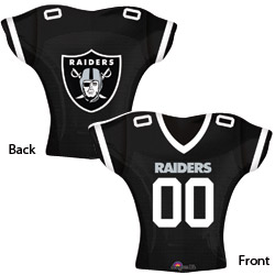 24A OAKLAND RAIDERS JERSEY
