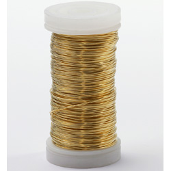 METALLIC WIRE GOLD (1)