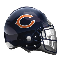 21A CHICAGO BEARS HELMET