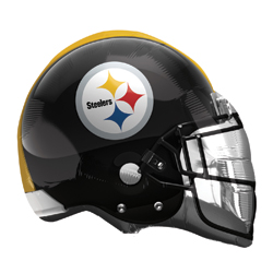 21A PITTSBURGH STEELERS HELMET