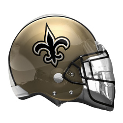 21A NEW ORLNS SAINTS HELMET