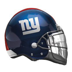 21A NEW YORK GIANTS HELMET