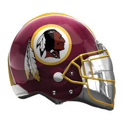 21A WASHINGTON REDSKINS HELMET