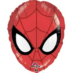 17A SPIDERMAN HEAD JR SHP