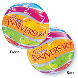22P ANNIVERSARY COLORFUL