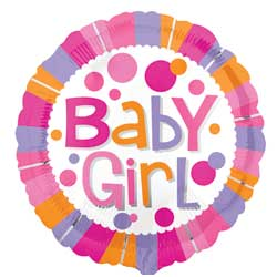 18A BABY GRL STRIPE/DOTS VALU