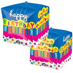 15A CUBEZ BDAY CAKE