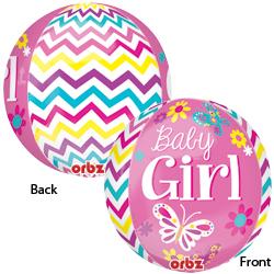 16A ORBZ BABY GIRL