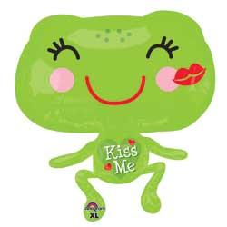 18A JR SHP KISS ME FROGGIE