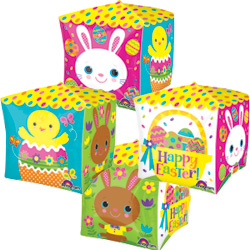 15A EASTER CHARACTER CUBEZ