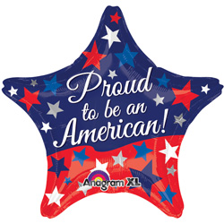 HX PROUD TO BE AN AMERICAN