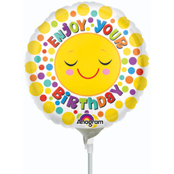 09A ENJOY YOUR BIRTHDAY