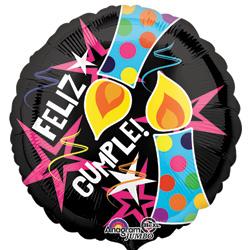 HX FELIZ CUMPLE CNDL